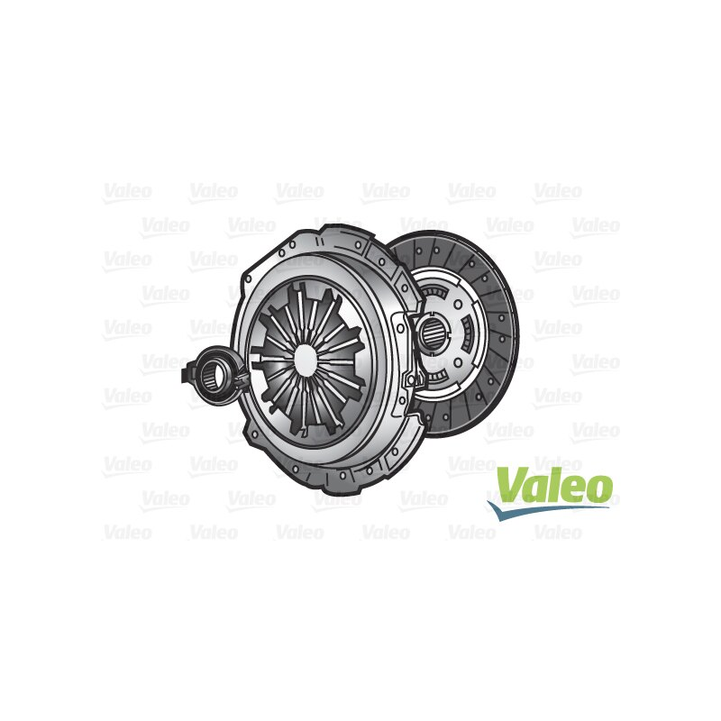 Kupplungssatz für Kupplung VALEO 009237