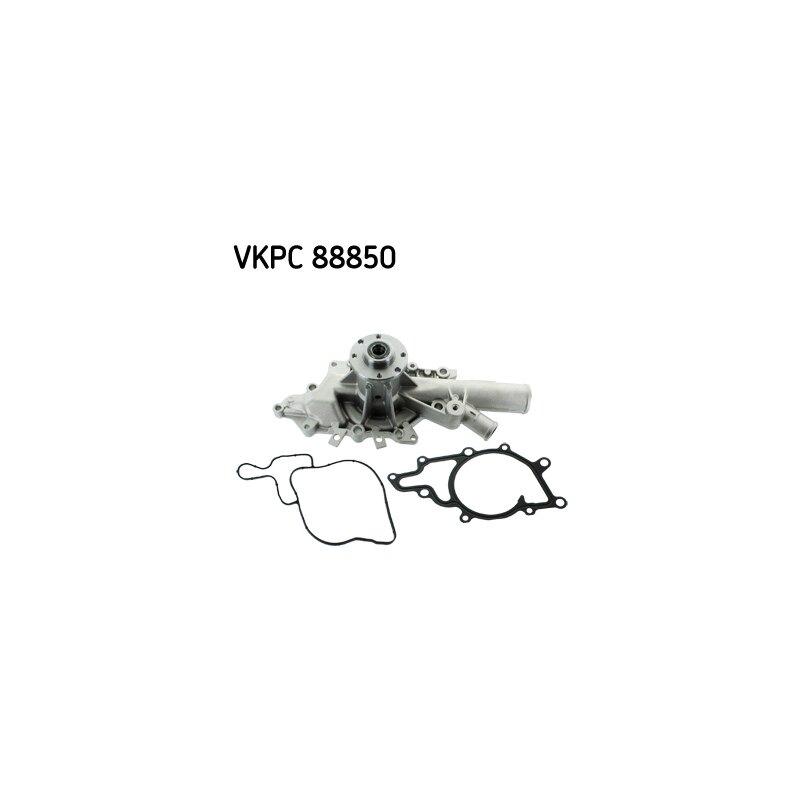 Bugatti Wasserpumpe Mercedes Sprinter 4-t 408 411 413 416 CDI