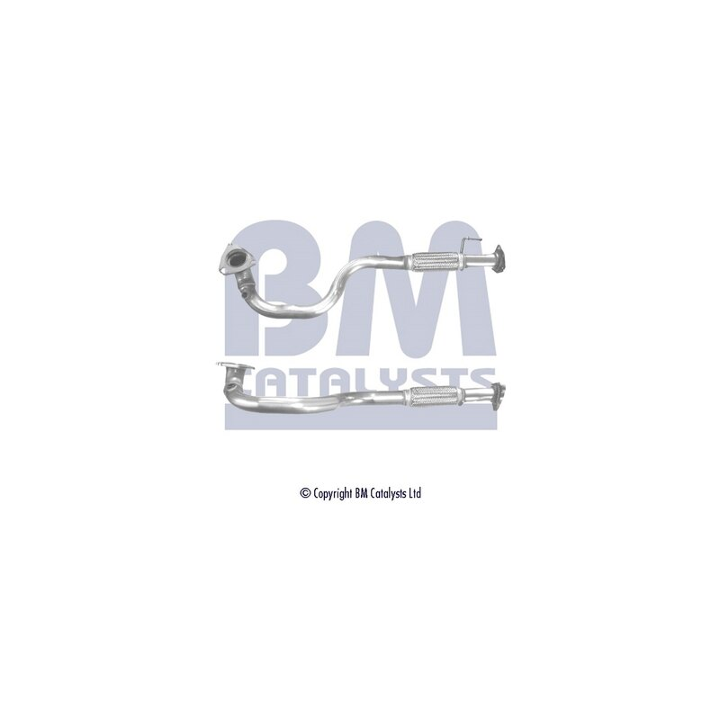 Bm Catalysts BM70391 Abgasrohr