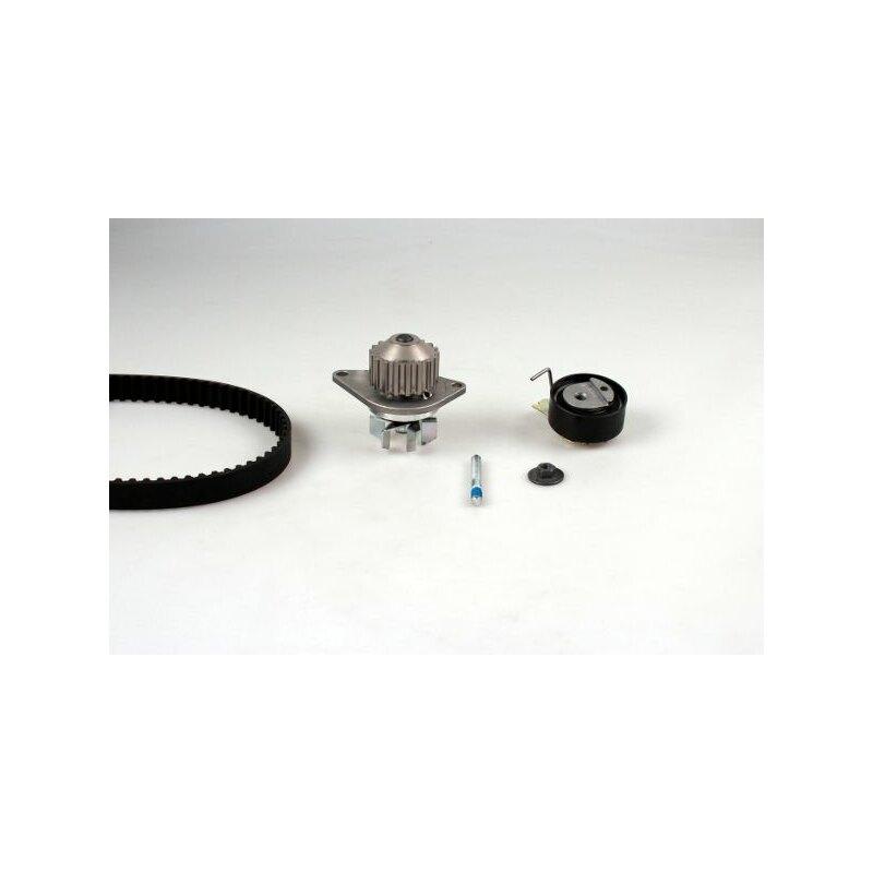 Zahnriemensatz HEPU PK08090 Wasserpumpe