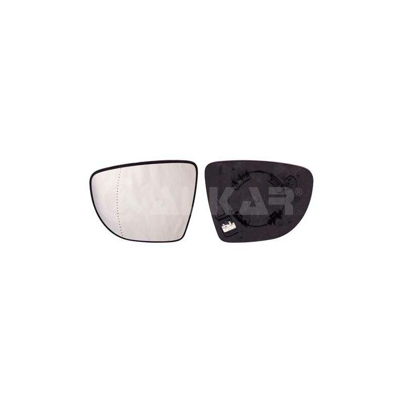 Original Spiegelglas rechts für Renault Captur Clio IV Zoe 963654973R