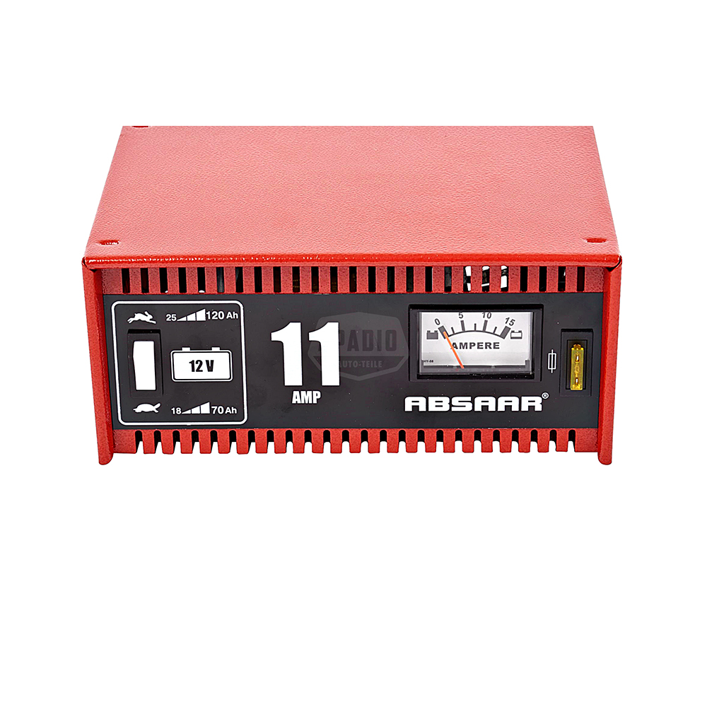Absaar Batterieladegerät 11 Amp 12V N/E Ampm 111101110