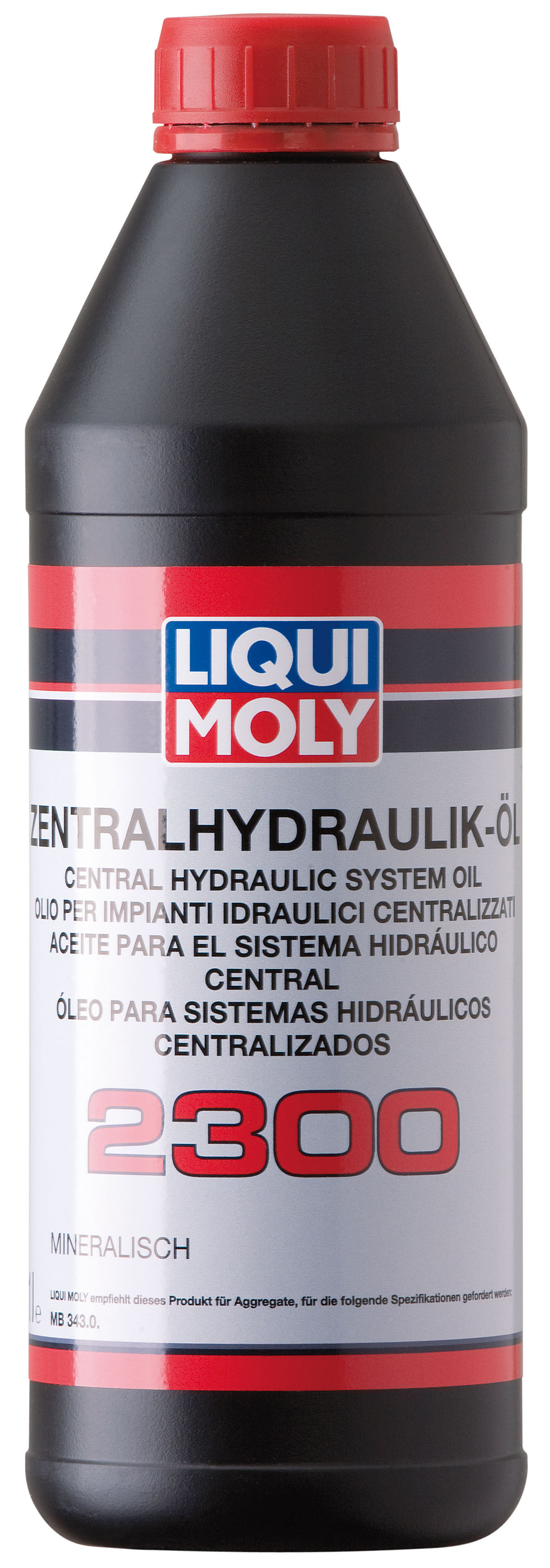 liqui moly 3665 zentralhydraulik l 2300 mineralisch mb. Black Bedroom Furniture Sets. Home Design Ideas