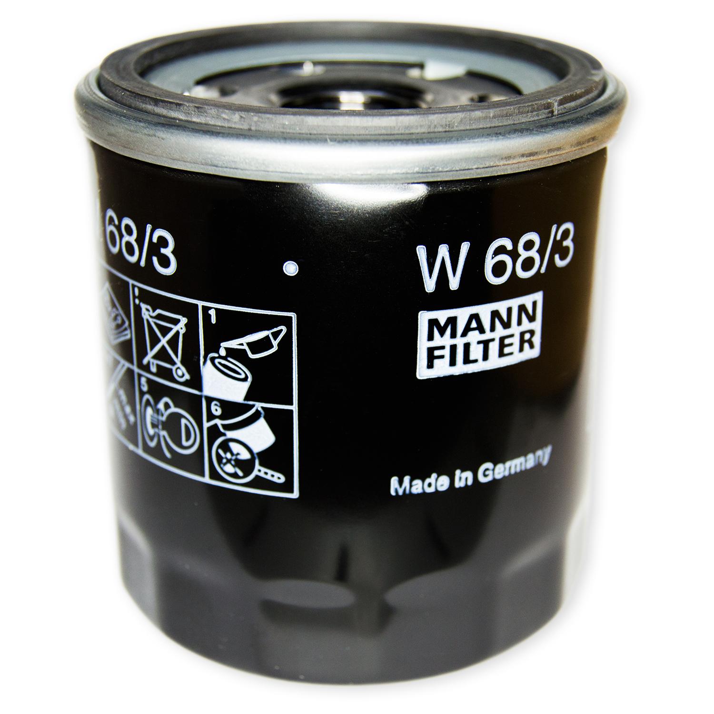 mann filter original lfilter w 68 3 citroen c1. Black Bedroom Furniture Sets. Home Design Ideas