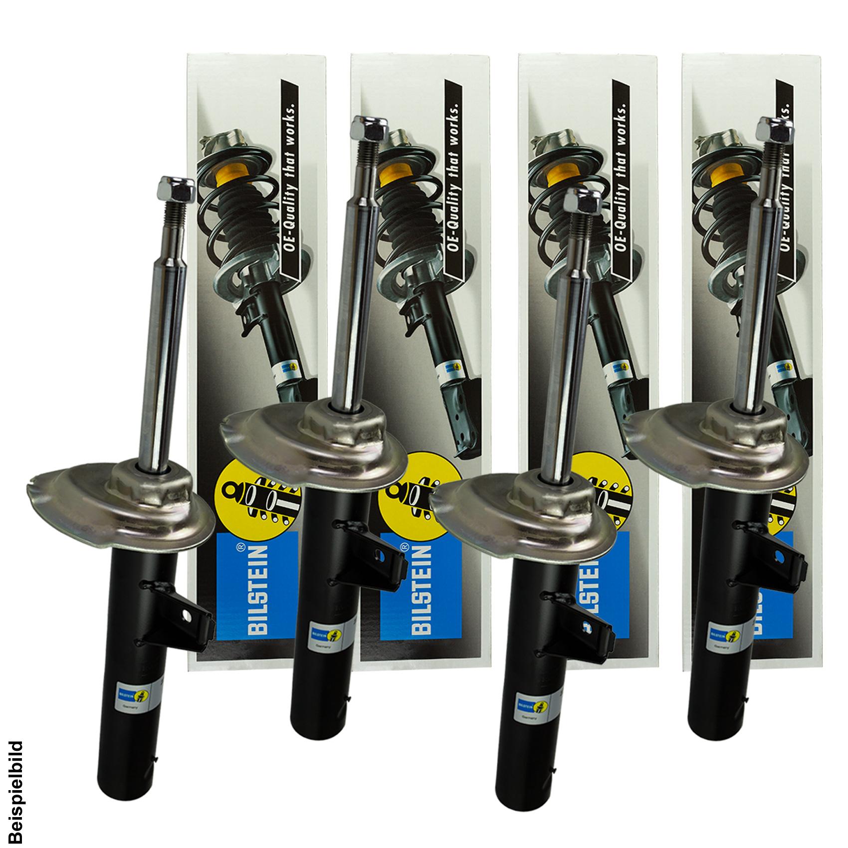 4x Stoßdämpfer Gasdruck Set VORNE HINTEN für AUDI 80 AVANT 8C B4