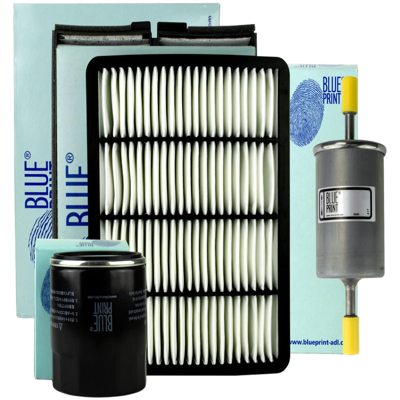 Ölfilter Luftfilter Aktivkohle Pollenfilter Dacia Duster 1.5 dCi 80kW//109PS