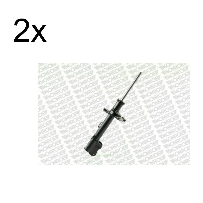 2x MONROE ORIGINAL Sto/ßd/ämpfer vorne Vorderachse