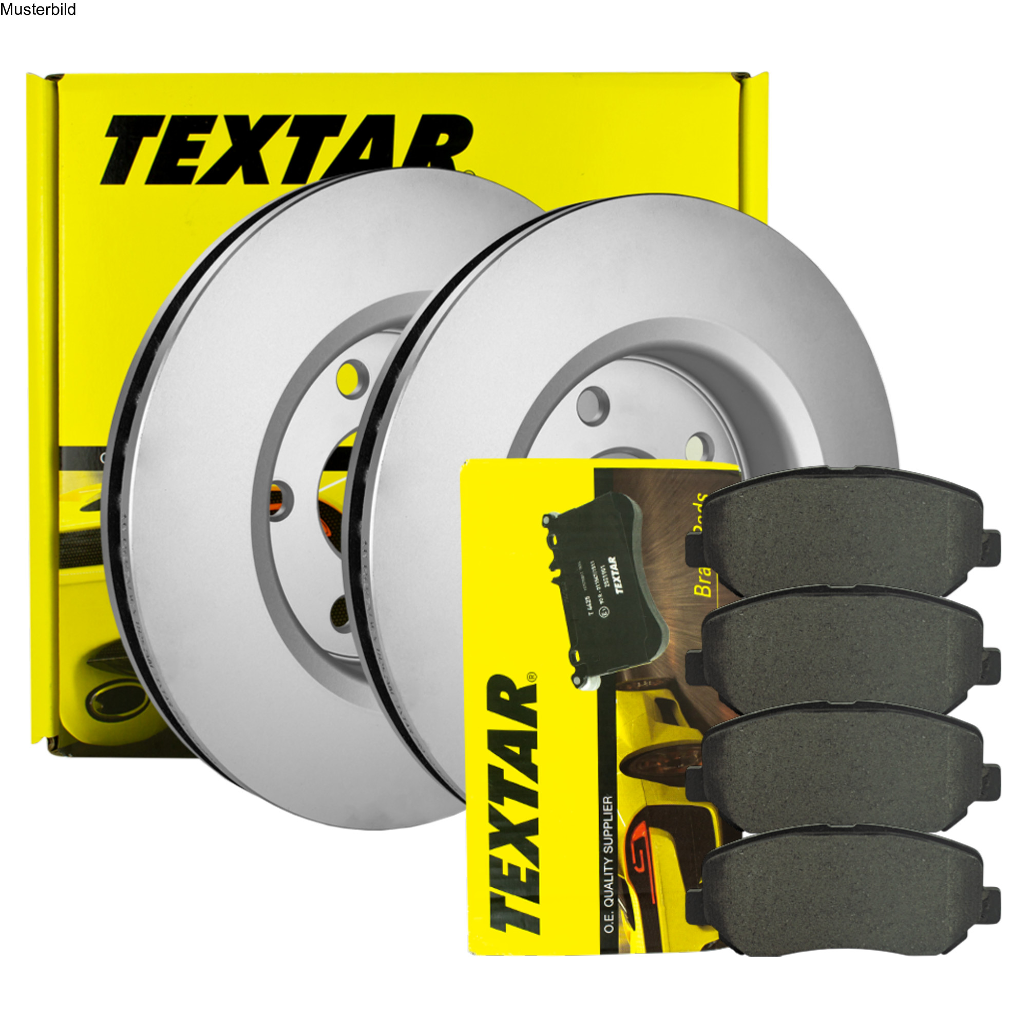 Bremsscheiben vorne Ø308 mm für Opel Meriva B Zafira A05 1.8 1.9 CDTi X15 1.0