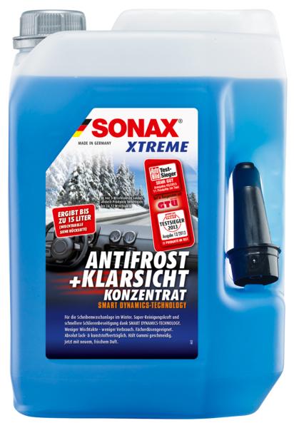 sonax 02325050 xtreme antifrost klarsicht konzentrat. Black Bedroom Furniture Sets. Home Design Ideas