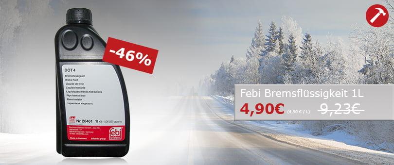 Hammerpreis - FEBI Bremsfluessigkeit