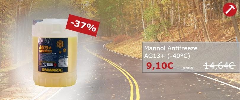 Unser Hammerpreis: Mannol Anti Freeze